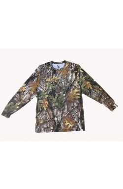 Camo Force L/S ATM Tee