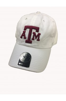 White ATM Cleanup Cap