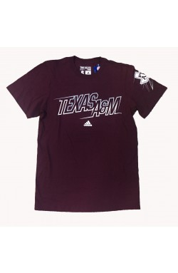 Texas A&M Sound Waves Tee