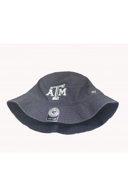 ATM Gray Stillwater Bucket Hat
