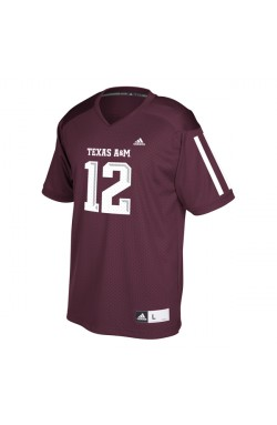 TX A&M Youth 12th Man Jersey