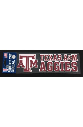 Arched Texas A&M/Stacked A&M