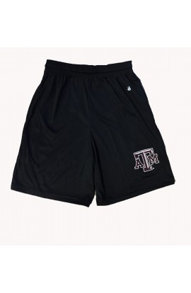 Black Yth Core ATM Short