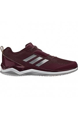 Speed Trainer 3 Maroon/Silver