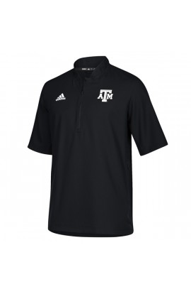 TXAM Black 18 Coaches 1/4 Zip